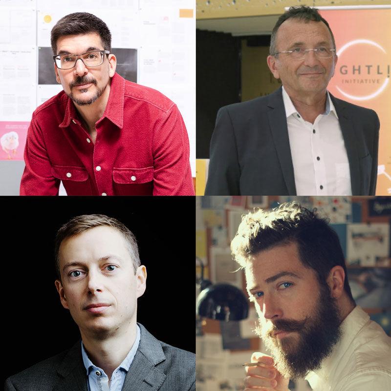 Alex Osterwalder, Yves Pigneur, Fred Etiemble & Alan Smith