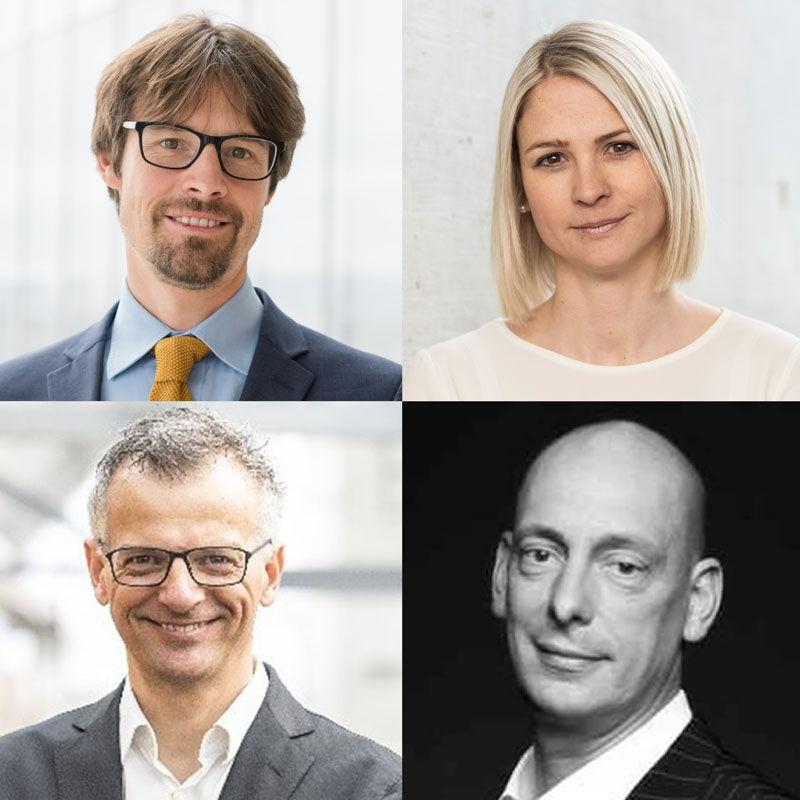 Christian Stadler, Julia Hautz, Kurt Matzler & Stephan Friedrich von den Eichen