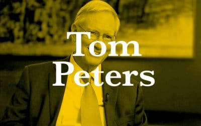 Guest Podcast – Tom Peters: Excellence Found