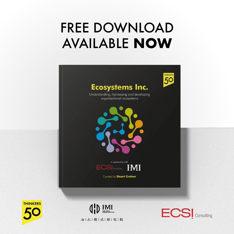 Ecosystems Inc eBook
