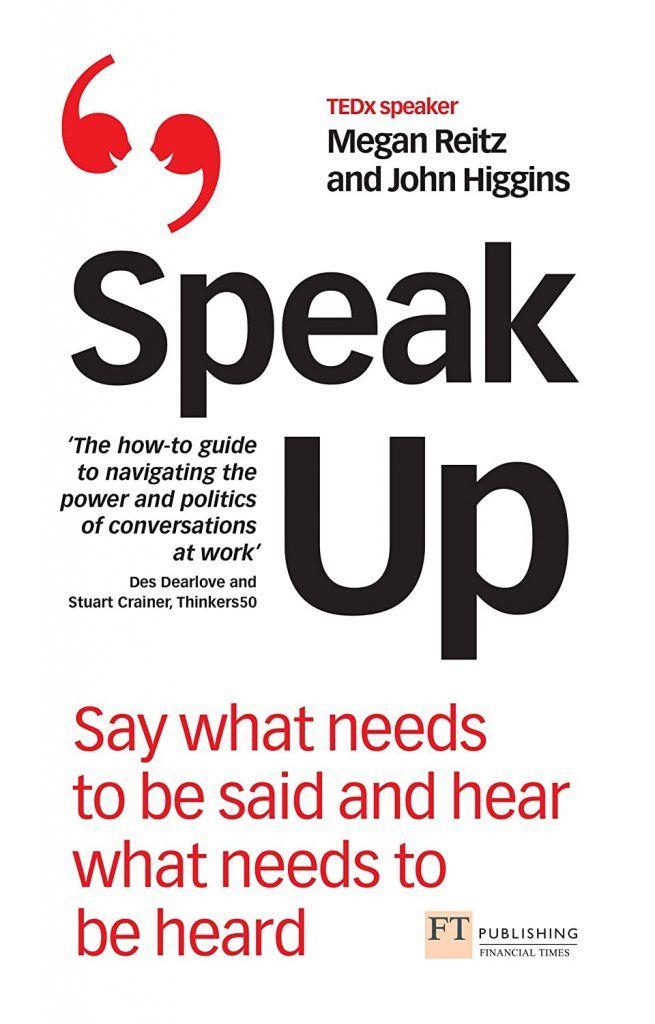 Megan Reitz Speak Up