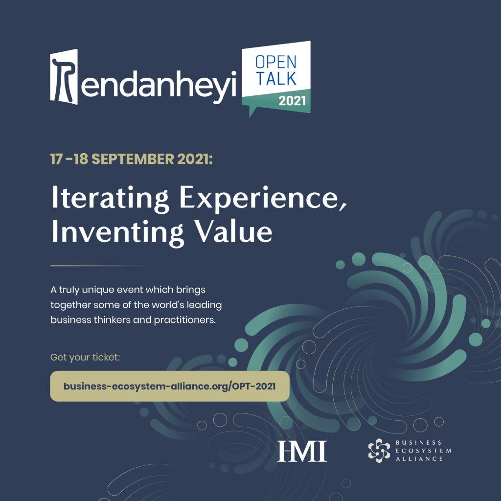 Rendanheyi OpenTalk 2021