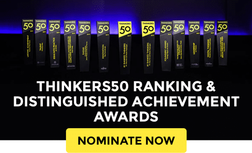 Thinkers50 Ranking and Distinguished Achievement Awards