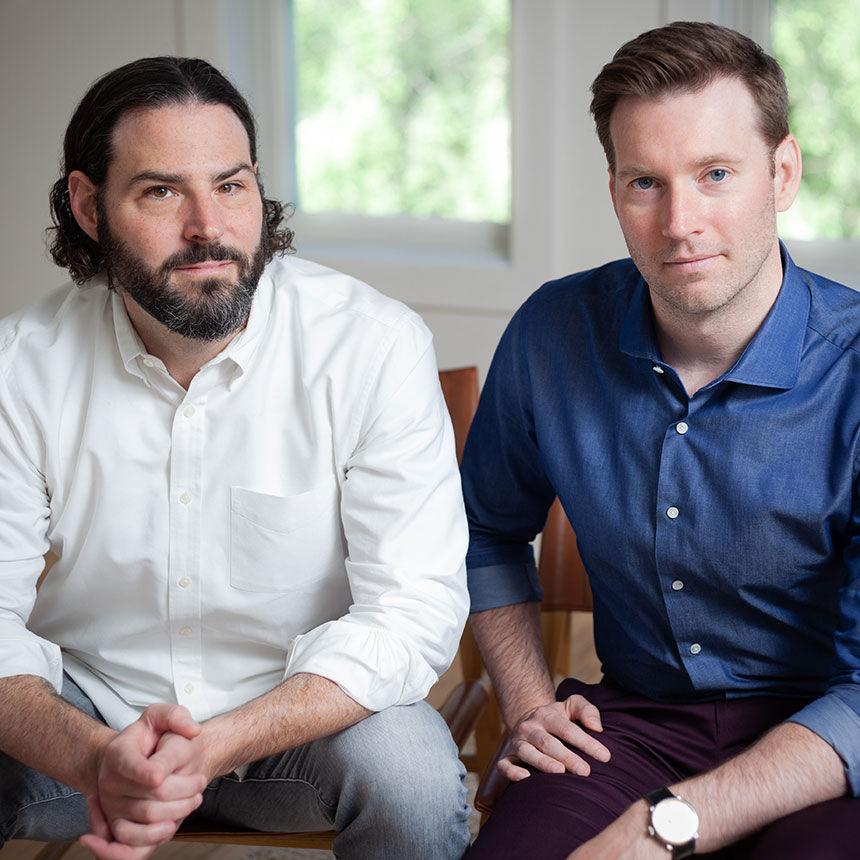 David Schonthal and Loran Nordgren