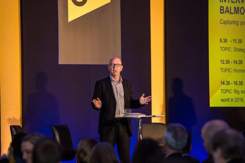 Stuart Crainer, Thinkers 50, Declares Philosophy as Management's new frontier.
