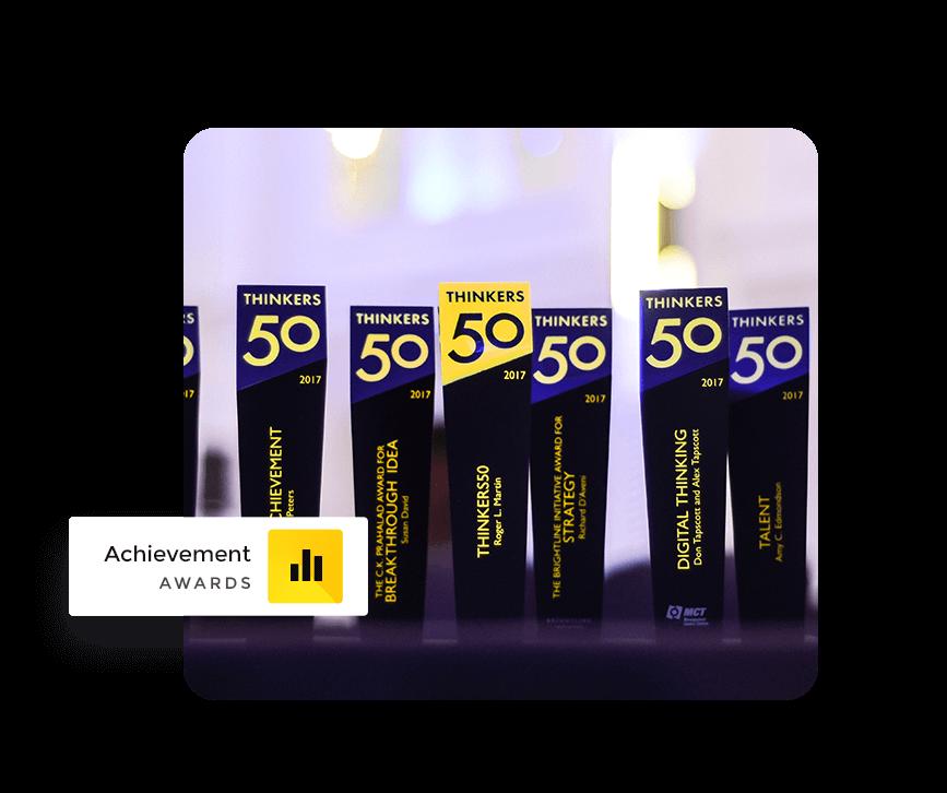 Thinkers50 Achievement Awards