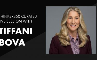 Thinkers50 Curated LinkedIn Live with Tiffani Bova | The Experience Equation