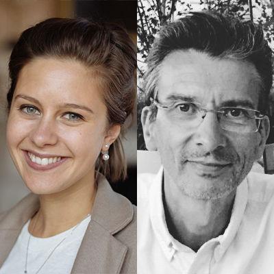 Alison Reynolds & David Lewis