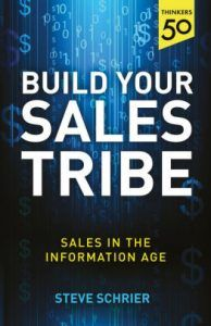 Build Your Sales Tribe book cover