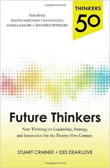 Book Cover for Future Thinkers