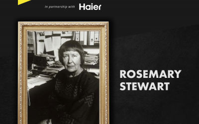 Thinkers50 Hall of Fame 2021: Rosemary Stewart