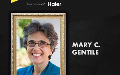 Thinkers50 Hall of Fame 2021: Mary C. Gentile
