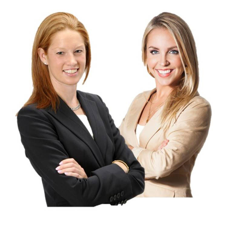 Lauren Noël and Christie Hunter Arscott