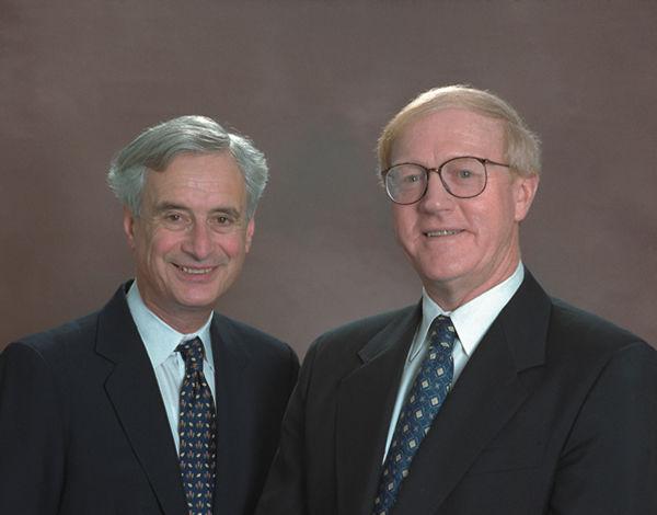 Robert Kaplan and David Norton