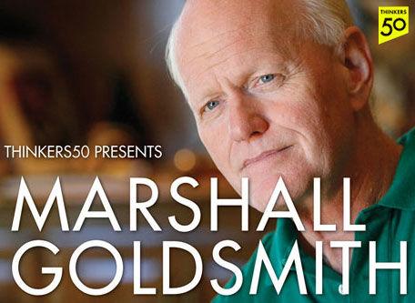 Marshall Goldsmith Thinkers50 App