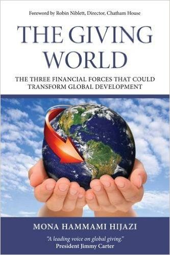 Book Cover for The Giving World