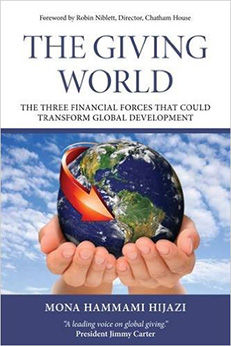 The Giving World book cover
