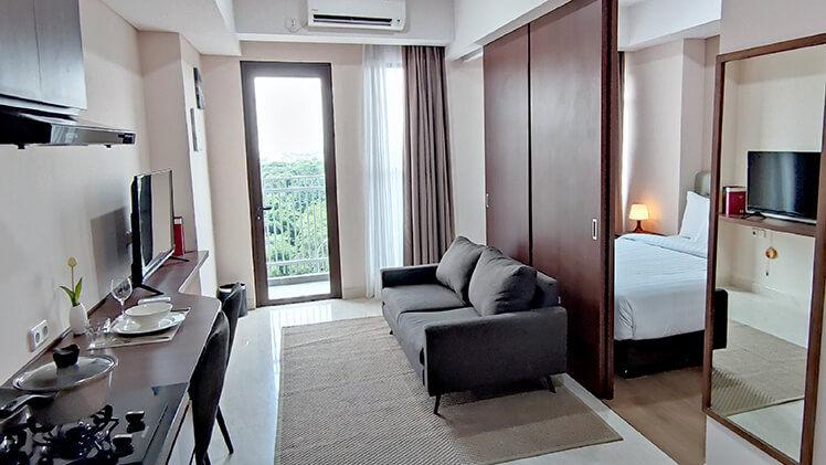 Kawana Golf Residence - 1 Bedroom pic A
