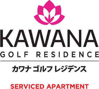 Logo Black - kawana golf residence