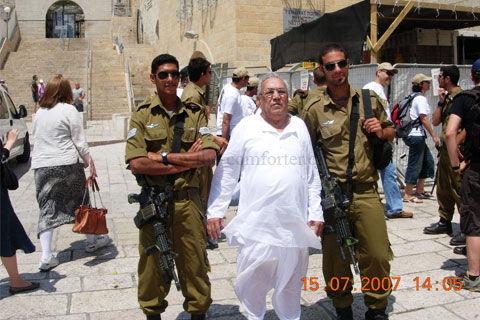 गुरुदेव सियाग इज़राइल की यात्रा 02