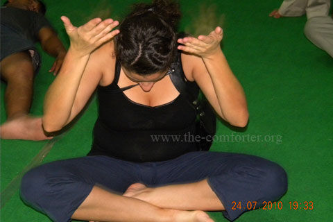 Yogic Movement image 114