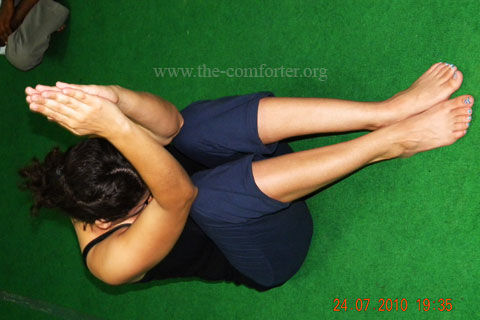 Yogic Movement image 115