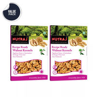 Nutraj Recipe Ready Walnut Kernels 250 Gms (Pack of 2)