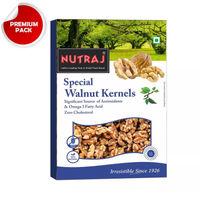 Nutraj - Special Walnut Kernels - 250g - Vacuum Pack