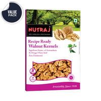 Nutraj Recipe Ready Walnut Kernels 250 Gms - Vacuum Pack