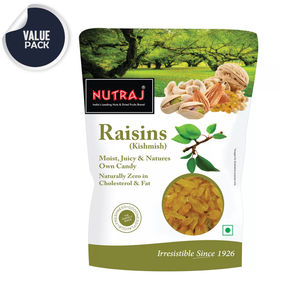 Nutraj Super Raisin 500g (Long)