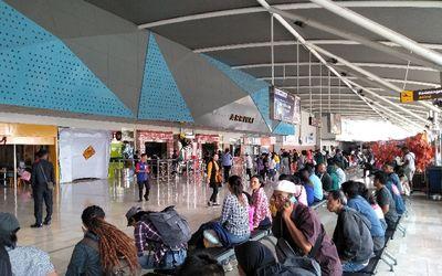 Ilustrasi Bandara\n