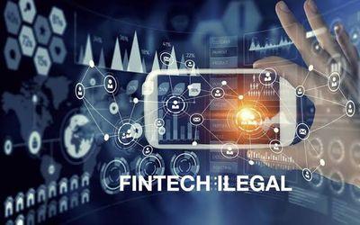 Otoritas Jasa Keuangan (OJK) menemukan ribuan entitas Fintech Lending Ilegal / Istimewa\n