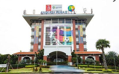 Gedung PT Angkasa Pura II (Persero). / Facebook @airport138\n
