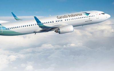 Pesawat Garuda Indonesia. / Facebook @garudaindonesia\n