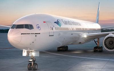 Pesawat Garuda Indonesia / Garuda-indonesia.com\n