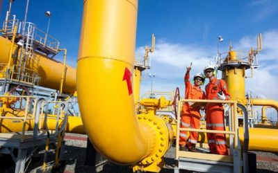 Ilustrasi: Pipa gas milik PT Perusahaan Gas Negara Tbk. atau PGN. / Pgn.co.id\n