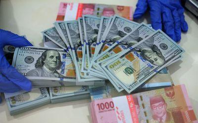 Bank Indonesia (BI) mencatat, hingga minggu ketiga November 2020, aliran modal asing yang keluar ata...