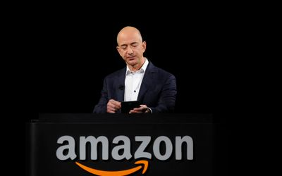 CEO Amazon Jeff Bezos. / Reuters\n