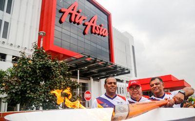 CEO AirAsia Group Tony Fernandes / AirAsia.com\n