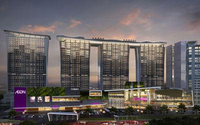 Saffron Noble Apartment Milik PT Sentul City Tbk. / Sentulcity.co.id\n