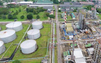 Ilustrasi kilang minyak PT Pertamina (Persero) / Pertamina.com\n