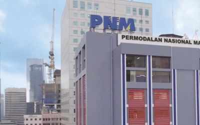 Gedung BUMN PT Permodalan Nasional Madani (Persero) alias PNM / Pnm.co.id\n