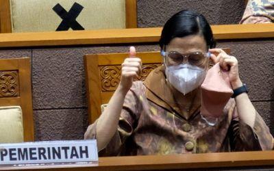 Menteri Keuangan Sri Mulyani. Foto: Ismail Pohan/TrenAsia\n