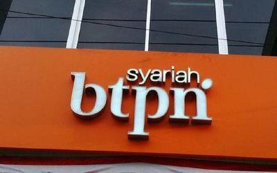 Logo PT Bank BTPN Syariah Tbk / Dok. Perseroan\n