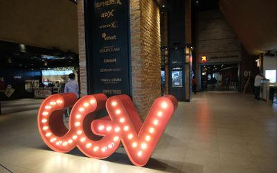Suasana bioskop CGV di Mal Grand Indonesia, Jakarta, Rabu, 21 Oktober 2020. Foto: Ismail Pohan/TrenA...