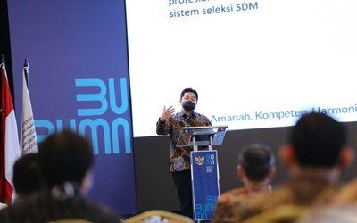 Menteri BUMN Erick Thohir / Bumn.go.id\n