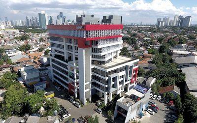 Gedung Graha 8 milik Tempo Media Grup di Jakarta / Tempo.id\n