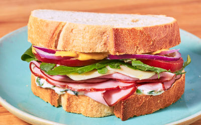 Sandwich/delish.com\n