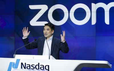 CEO Zoom Eric Yuan. Dok: Forbes.\n