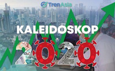 Kaleidoskop 2020. Ilustrasi Grafis: Azka Yusra/TrenAsia\n